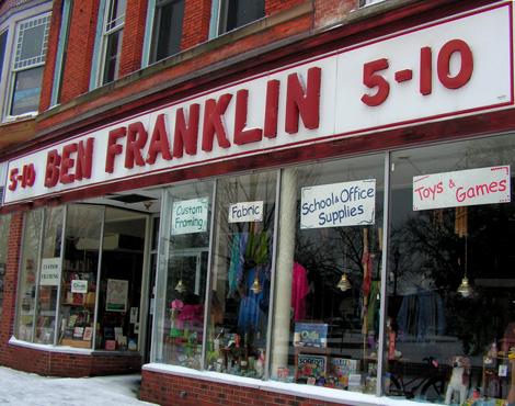 Ben Franklin Pic